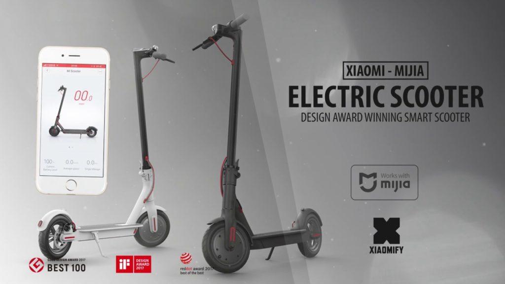 Servicio técnico oficialXiaomi scooter eléctrico