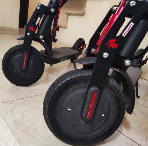 Amortiguador delantero patinete eléctrico xiaomi. Donde comprarlo? Donde te lo instalan? Suspensión para patinete Xiaomi